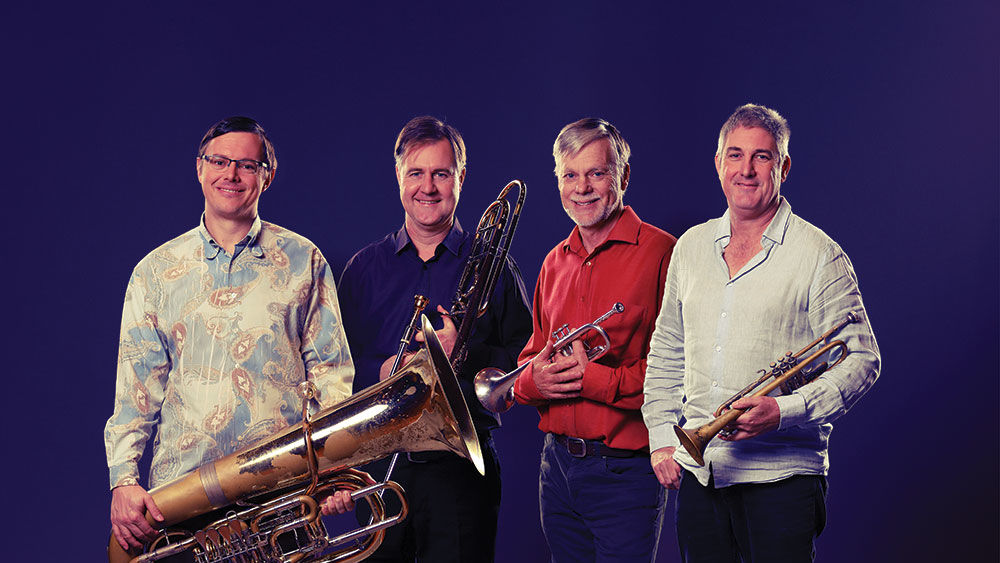 Queensland Symphony Orchestra – Brass Ensemble